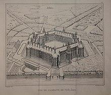 Qu'es-ce que la Science-Fiction ? - Reconstitution de l'Abbaye de Thélème par Charles Lenormant en 1840