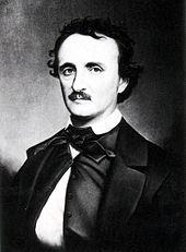 La science-fiction, un genre bien né - Portrait d'Edgar Allan Poe