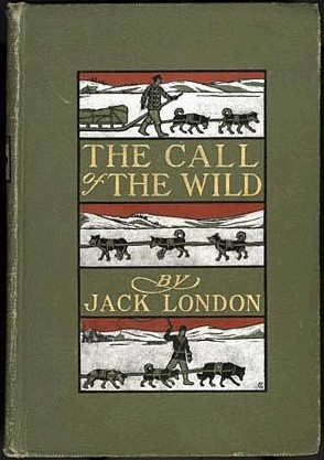 jack-london-the-call-of-the-wild-couverture-premiere-edition