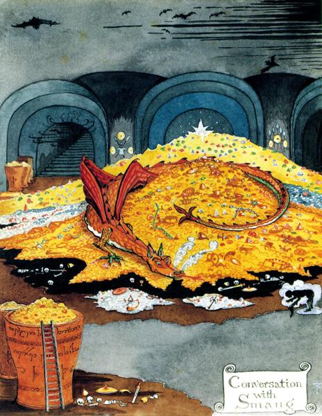 qu-est-ce-que-la-fantasy-tolkien-illustration-smaug-lepangolin-com