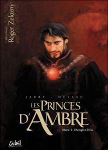 Princes-d-ambre-roger-zelany-tome-2-l-aveugle-et-le-fou